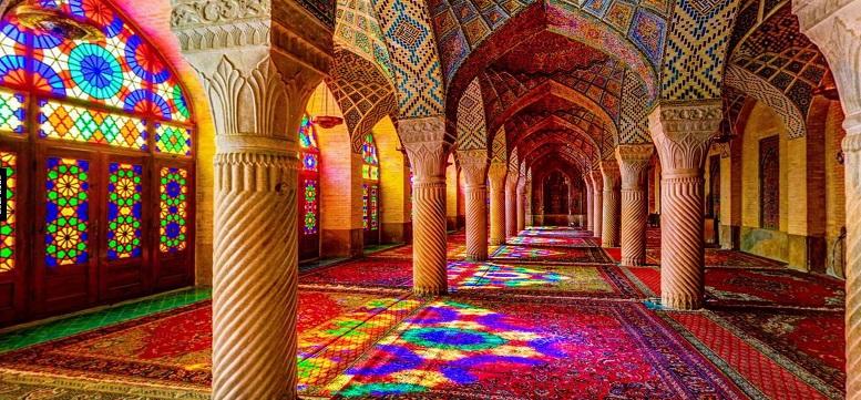 nasir ol molk mosque 1