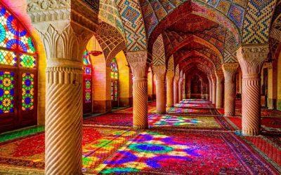 Nasir-ol-Molk Mosque - mosque in Shiraz