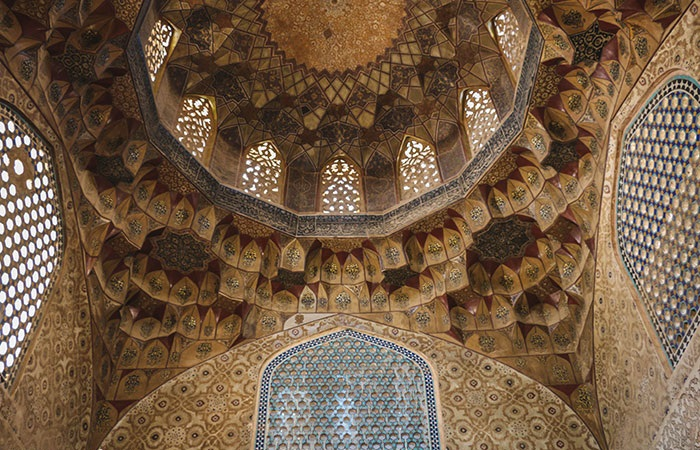Top 5 places to visit in Kerman - Ganjali Khan Complex