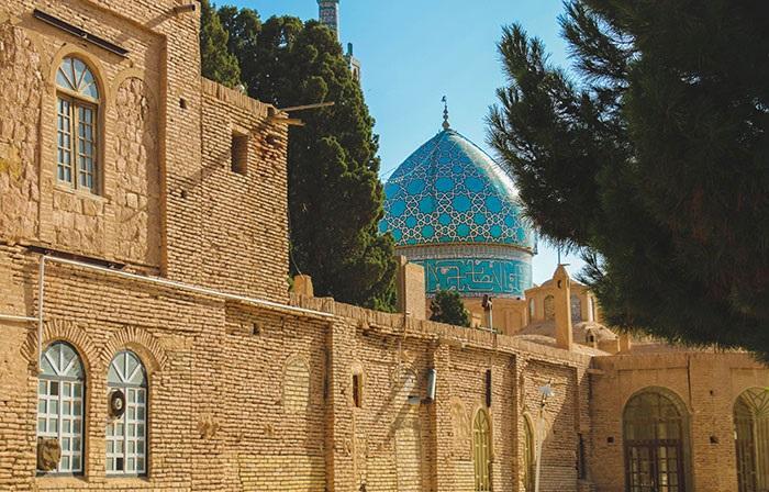 Top 5 places to visit in Kerman - Mausoleum of Shah Nematollah
