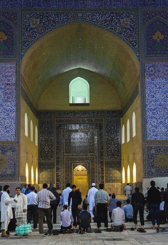 Top 5 places to visit in Kerman - The Mosque of Kerman