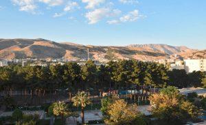 Top 5 hotels in Shiraz - Pars International Hotel