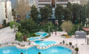 Top 5 hotels in Tehran -Homa Hotel