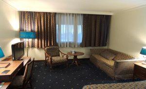 Top 5 hotels in Tehran -Laleh International Hotel