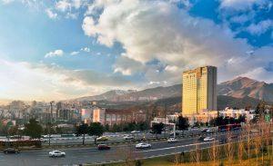 Top 5 hotels in Tehran -Parsian Azadi Hotel