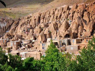 Kandovan Village - Iran Villages