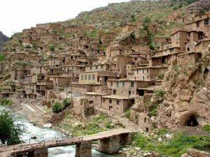Palangan Village - IRan Villages