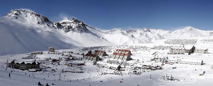 Shiraz Ski area - Dena Ski