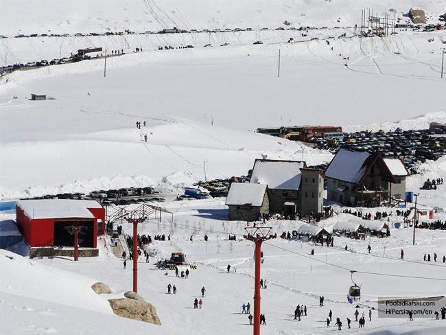 Pooladkaf Ski Resort