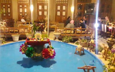 Iran boutique hotels