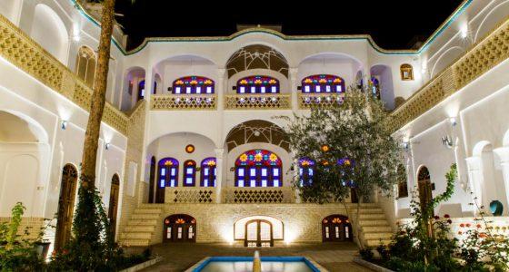 KAshan Traditional hotel