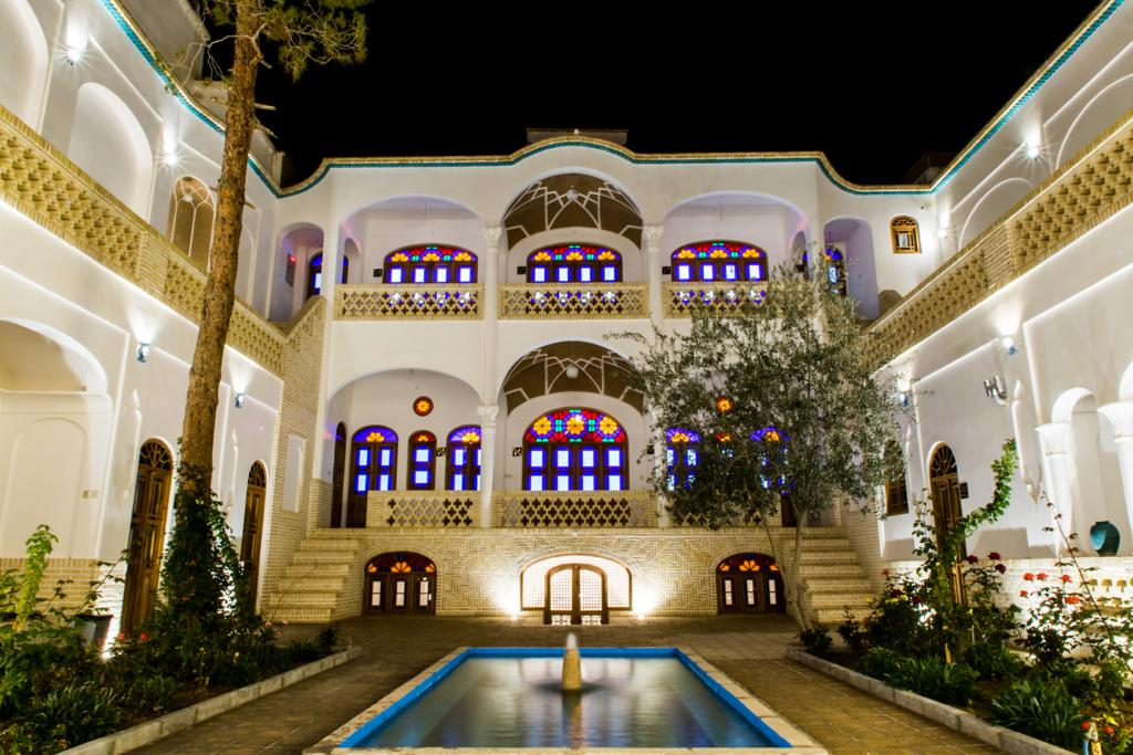 KAshan Traditional hotel
