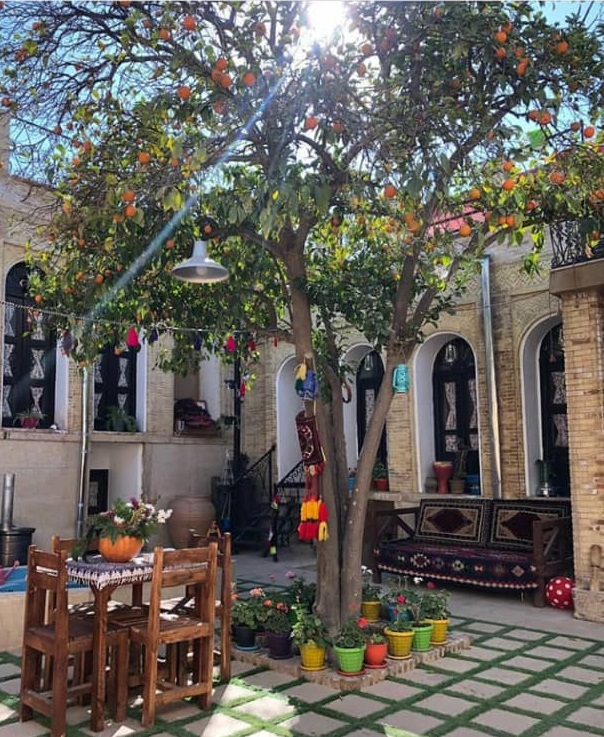 Iran traditional Hotels