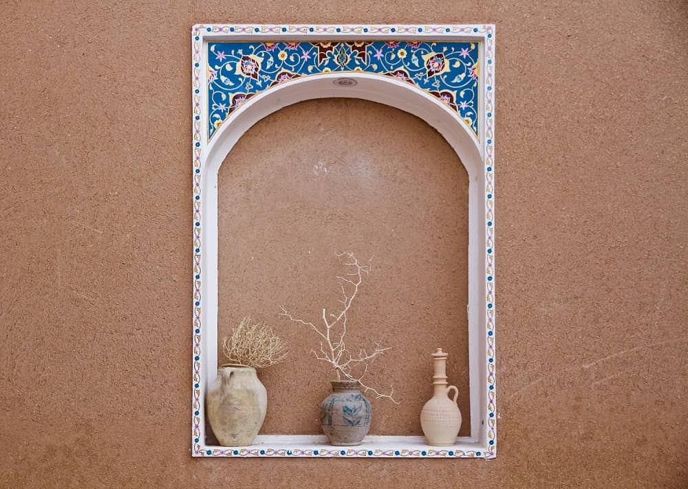 Iran traditional house